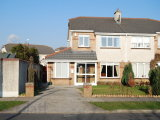 7 Rochfort Crescent, Lucan, West Co. Dublin - Semi-Detached House / 4 Bedrooms, 3 Bathrooms / €265,000