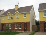 48 Brindle Hill, Charleville, Co. Cork - Semi-Detached House / 3 Bedrooms, 3 Bathrooms / €190,000