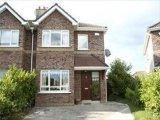 52 Sandford Wood, Swords, North Co. Dublin - Semi-Detached House / 3 Bedrooms / €255,000