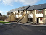 3 Bedroom Duplex With Study First Floor (sold), Shalimar Court, Poulavone, Ballincollig, Co. Cork - New Home / 3 Bedrooms, 2 Bathrooms, Duplex For Sale / €310,000