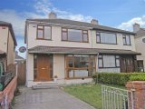 190 Orwell Park Heights, Templeogue, Dublin 6w, South Dublin City - Semi-Detached House / 3 Bedrooms, 2 Bathrooms / €315,000