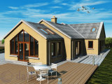 Westcliff, Westcliff, Westend, Kilkee, Co. Clare - New Home / 4 Bedrooms, 2 Bathrooms, Detached House / €320,000