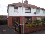 206 Sicily Park, Finaghy, Belfast, Co. Antrim, BT10 0AQ - Semi-Detached House / 3 Bedrooms, 1 Bathroom / £185,000
