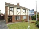 34 Shrewsbury Dale, Saintfield, Co. Down, BT24 7NE - Semi-Detached House / 3 Bedrooms, 1 Bathroom / £145,000