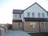Maple Road, Rivercourt, O'Brien Road, Carlow, Co. Carlow - New Development / Group of 3 Bed Terraced Houses / €110,000
