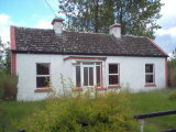 Curnadrum, Ballinamore Bridge, Co. Galway - Detached House / 2 Bedrooms, 1 Bathroom / €40,000
