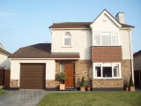55 The Willows, Hacketstown Road, Carlow, Co. Carlow - Detached House / 4 Bedrooms, 3 Bathrooms / €264,950