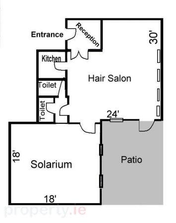 Free floor plan maker for nail spa joy studio design for Salon blueprint maker