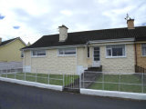 No 21 Marian Terrace, Hacketstown, Co. Carlow - Semi-Detached House / 3 Bedrooms, 1 Bathroom / €115,000