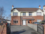 18 Foxborough Place, Lucan, West Co. Dublin - Semi-Detached House / 4 Bedrooms, 3 Bathrooms / €225,000