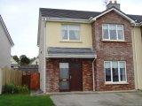 25 Mullaunmore, Ballon, Co. Carlow - Semi-Detached House / 3 Bedrooms, 3 Bathrooms / €210,000