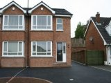 4A Muskett Glen, Carryduff, Co. Down, BT08 8QU - Semi-Detached House / 3 Bedrooms, 1 Bathroom / £169,950