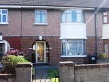 8 Cherry Grove, Walkinstown, Dublin 12, South Dublin City, Co. Dublin - Terraced House / 3 Bedrooms, 1 Bathroom / €240,000