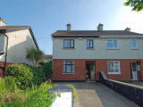 Ballyogan Green, Carrickmines, Dublin 18, South Co. Dublin - End of Terrace House / 3 Bedrooms, 1 Bathroom / €270,000