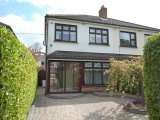 49 Eaton Wood Court, Shankill, South Co. Dublin - Semi-Detached House / 3 Bedrooms, 2 Bathrooms / €349,000