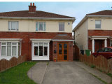 Woodstown Meadows, Knocklyon, Dublin 16, South Dublin City, Co. Dublin - Semi-Detached House / 3 Bedrooms, 3 Bathrooms / €345,000