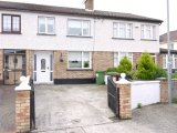 15 Village Heights, Mulhuddart, Dublin 15, West Co. Dublin - Terraced House / 3 Bedrooms, 1 Bathroom / €164,950