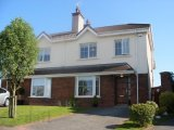 No.24 The Paddocks, Midleton, Co. Cork - Semi-Detached House / 4 Bedrooms, 3 Bathrooms / €239,000