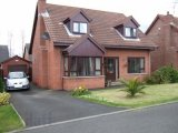 25 Baird Crescent, Carrickfergus, Co. Antrim, BT38 7XD - Detached House / 3 Bedrooms, 1 Bathroom / £289,950