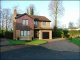 4 Waringfield Mews, Moira, Co. Antrim - Detached House / 4 Bedrooms, 1 Bathroom / £375,000